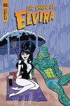 Elvira Shape of Elvira #3 (Cover B - J Bone)
