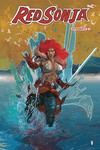 Red Sonja #2 (Cover C - Ward)