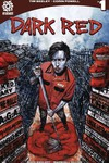 Dark Red #1 Aaron Campbell Cover