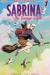 Sabrina Teenage Witch #1 (of 5) (Cover A - Fish)