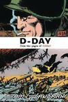 D Day From Pages of Combat One Shot Glanzman Cover