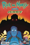 Rick & Morty Presents Jerry #1 Cover A
