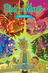 Rick and Morty Presents TPB Vol 01