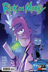 Rick & Morty #48 (Cover B - Troussellier)
