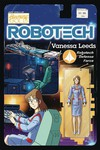 Robotech #18 (Cover B - Action Figure Variant)