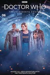 Doctor Who 13th #6 (Cover B - Photo)