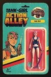 Tank Girl #4 (Cover B - Sub Girl Action Figure)