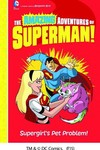 Amazing Adventures of Superman YR TPB Supergirls Pet Problem
