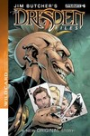 Jim Butcher Dresden Files Wild Card #6 (of 6)