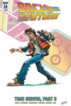 Back To The Future #24 (Cover B - Montell)