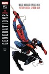 Generations Morales & Parker Spider-Man #1 (Coipel Variant Cover Edition)