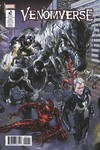 Venomverse #2 (of 5) (Crain Connecting Variant Cover Edition)