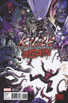 Deadpool Kills Marvel Universe Again #5 (of 5) (Variant Cover Edition)