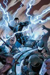 Black Lightning Cold Dead Hands TPB