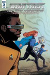 Star Trek TNG Terra Incognita #3 (Cover A - Shasteen)