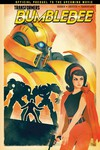 Transformers Bumblebee Movie Prequel TPB From Cybertron Love
