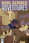 Real Science Adventures Nicodemus Job #3 (Cover A - McClaren)