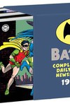 Batman Silver Age Newspaper Comics Slipcase Ed