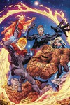 Fantastic Four #2 (Raney Cosmic Ghost Rider Variant)
