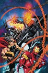 Avengers #8 (McKone Cosmic Ghost Rider Variant)
