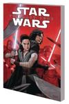 Star Wars TPB Last Jedi Adaptation