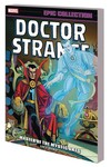 Doctor Strange Epic Collection TPB Master of the Mystic Arts