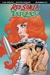 Red Sonja Tarzan #5 (Cover C - Lopresti)