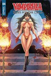 Vampirella Roses for Dead #4 (of 4) (Cover B - Tucci)