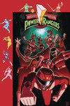 Mighty Morphin Power Rangers #31 (Subscription Gibson Variant) Sg