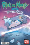 Rick & Morty Presents Sleepy Gary #1 Cover A