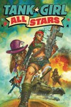 Tank Girl All Stars #4 (of 4) (Cover B - Staples)