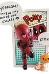 Marvel Comics Mea-004 Deadpool Jump Out 4th Wall Previews Exclusive Figure