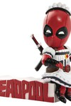 Marvel Comics Mea-004 Deadpool Servant Previews Exclusive Figure