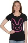Overwatch Women`s Dva Spray T-Shirt XXL