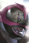 Mighty Morphin Power Rangers #31 FOC Mercado Variant