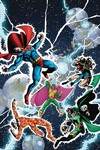Crisis on Infinite Earths Companion Deluxe HC Vol 03