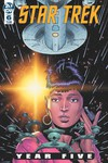 Star Trek Year Five #6 (Cover A - Thompson)