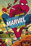 History of Marvel Universe #3 (of 6) (Rodriguez Variant)