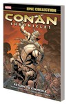 Conan Chronicles Epic Collection TPB Return to Cimmeria