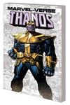 Marvel-Verse GN TPB Thanos
