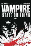 Vampire State Building #1 (Cover C - Adlard B&W& Red)