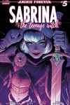 Sabrina Teenage Witch #5 (of 5) (Cover A - Fish)