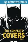 DC Comics Detective Comics Comp Covers Mini HC Vol 03