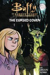 Buffy the Vampire Slayer YA Novel Cursed Coven