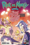 Rick and Morty Present Flesh Curtains #1 (Cover A - Cannon)