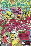 Rick and Morty Present Flesh Curtains #1 (Cover B - Enger)