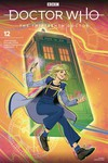 Doctor Who 13th #12 (Cover A - Fish)