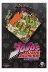 Jojos Bizarre Adventure Diamond Joseph Joestar Battle Pin