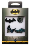 Batman 4pc Boxed Pin Set