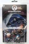 Overwatch Ana & Soldier 76 Comic Book Backpack Clip 2 Pack
